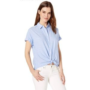 Daily Ritual Relaxed Fit Button Down Shirt